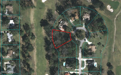 Ocala FL Residential Lots & Land For Sale: $59,900