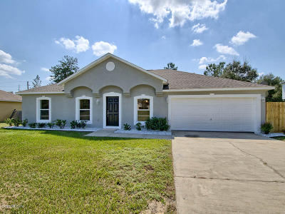 Ocala Single Family Home For Sale: 13371 SW 29th Circle