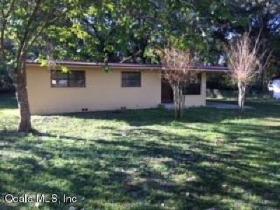 Ocala Single Family Home For Sale: 1520 NW 44 Street