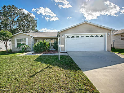 The Villages Single Family Home For Sale: 3282 Candlebrook Street