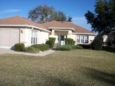 Ocala Single Family Home For Sale: 11013 SW 73rd Circle