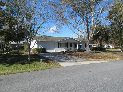 Ocala Single Family Home For Sale: 8566 SW 109th Lane Road