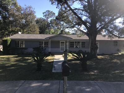 Ocala Single Family Home For Sale: 911 NE 30th Avenue