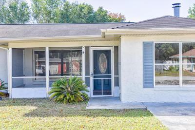 Ocala Single Family Home For Sale: 453 Spring Lane