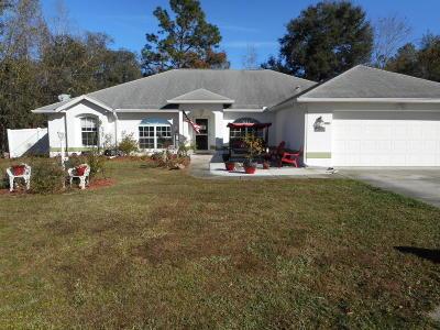 Ocala Single Family Home For Sale: 29 Hemlock