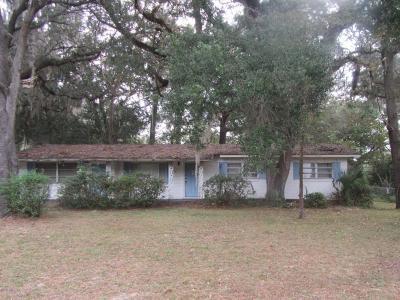 Ocala Single Family Home For Sale: 2617 NE 4th Avenue