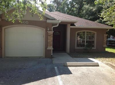 Ocala Rental For Rent: 2635 NE 7th Street #105