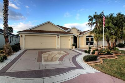 The Villages Single Family Home For Sale: 1372 Witherspoon Path