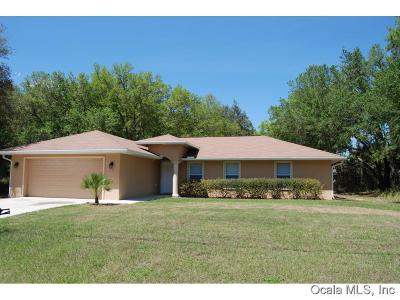 Ocala Rental For Rent: 4077 SW 131st Place Road