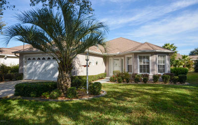 Ocala Single Family Home For Sale: 9245 SW 96th Court Road