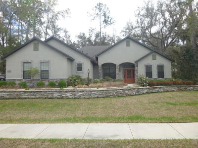 Marion County Single Family Home For Sale: 930 SE 41st St.