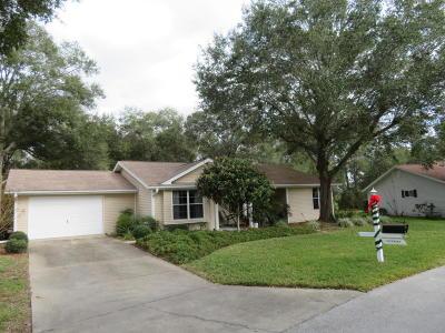 Oak Run Single Family Home For Sale: 11553 SW 82nd Avenue