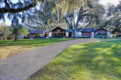 Ocala Farm For Sale: 8219 NW Highway 225a