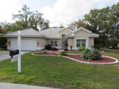 Oak Run Single Family Home For Sale: 11408 SW 82nd Terrace