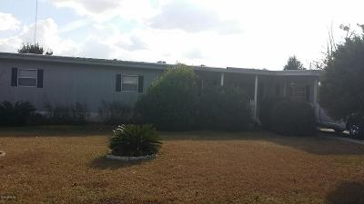 Ocala Mobile/Manufactured For Sale: 5900 SW 62nd Place