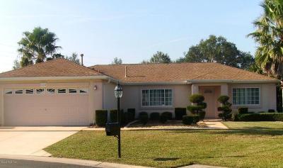 Summerfield Single Family Home Pending: 14248 SE 88th Avenue