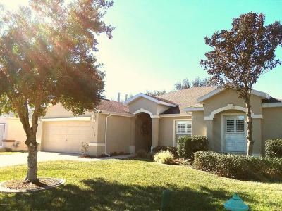 Ocala Single Family Home For Sale: 15156 SW 14th Ave Road