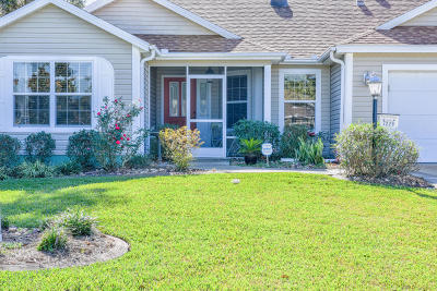 The Villages Single Family Home For Sale: 7229 SE 173rd Arlington Loop