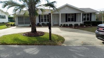 Oak Run Single Family Home For Sale: 8660 SW 116 Lane Road