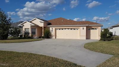 Ocala Single Family Home For Sale: 16275 SW 14th Court