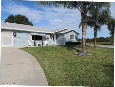 Spruce Creek So Single Family Home For Sale: 9667 SE 173rd Lane