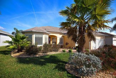 Summerfield Single Family Home For Sale: 11799 SE 173rd Lane Road