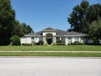 Ocala Single Family Home For Sale: 3875 SE 51st Court