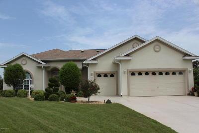 Summerfield Single Family Home For Sale: 17992 SE 123rd Ter Terrace