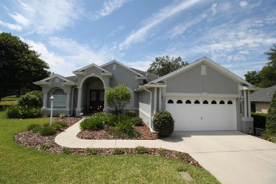 Dunnellon Single Family Home For Sale: 19466 SW 84th Place