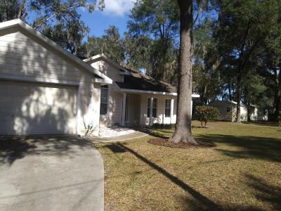Dunnellon Single Family Home For Sale: 22765 SW 117th Street