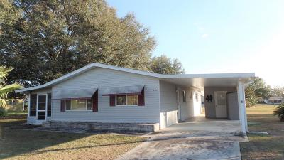 Spruce Creek Single Family Home For Sale: 6444 SW 107th Street