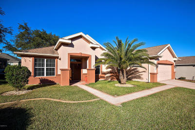 Summerfield Single Family Home For Sale: 12139 SE 91st Terrace