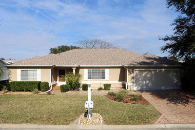 Dunnellon Single Family Home For Sale: 11549 SW 140th Loop