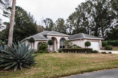 Oak Run Single Family Home For Sale: 11415 SW 75th Terrace Road