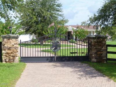 Williston Farm For Sale: 6330 NE 141 Terrace