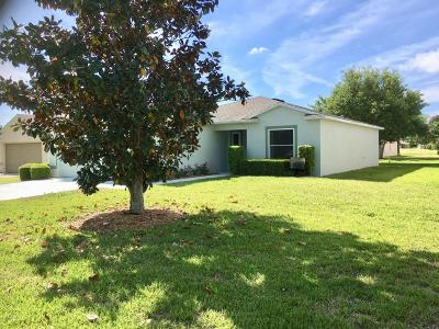 Ocala FL Single Family Home For Sale: $162,900
