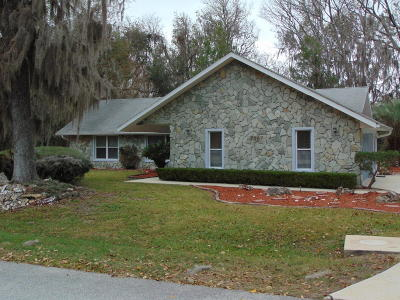 Ocala Single Family Home For Sale: 7567 SW 102nd Loop