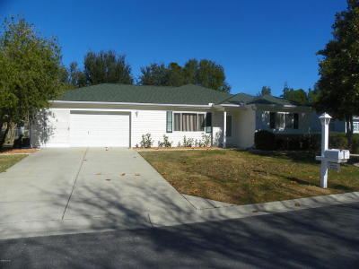 Dunnellon Single Family Home For Sale: 11265 SW 139 Street