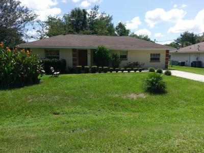 Summerfield Single Family Home For Sale: 13637 SE 53rd Avenue