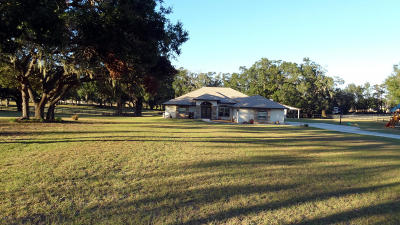 Ocala Single Family Home For Sale: 6691 NW 12th Street