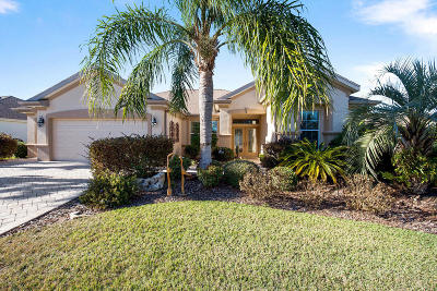 Spruce Creek Gc Single Family Home Pending: 13146 SE 91 Court Road