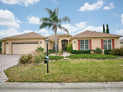 Spruce Creek Gc Single Family Home For Sale: 13466 SE 97th Terrace Road
