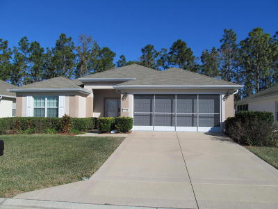 Summerfield Single Family Home For Sale: 11796 SE 91st Circle