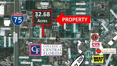 Ocala Residential Lots & Land For Sale: 3535 SW SW 20th St