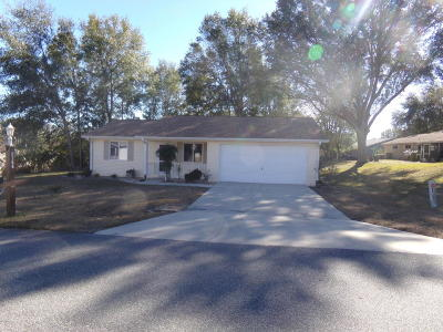 Oak Run Single Family Home For Sale: 8588 SW 108th Place