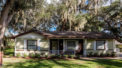 Belleview Single Family Home For Sale: 10060 SE 106th Lane