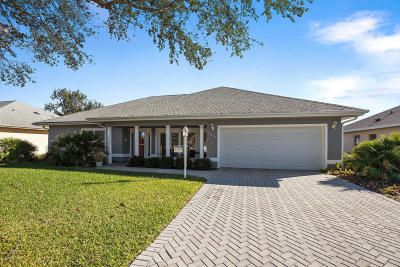 Summerfield Single Family Home For Sale: 17313 SE 115th Terrace Rd