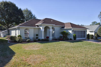Oak Run Single Family Home For Sale: 7400 SW 115th Place