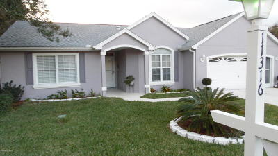 Oak Run Single Family Home For Sale: 11316 SW 76th Circle