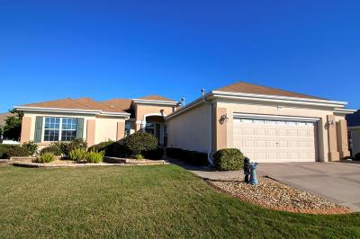 Summerfield Single Family Home For Sale: 9261 SE 124th Place